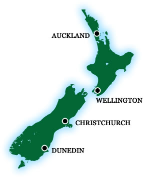 new zealand nz is about the same size as colorado usa although nzs population is only 4 million there are 3 islands north south and stewart islands